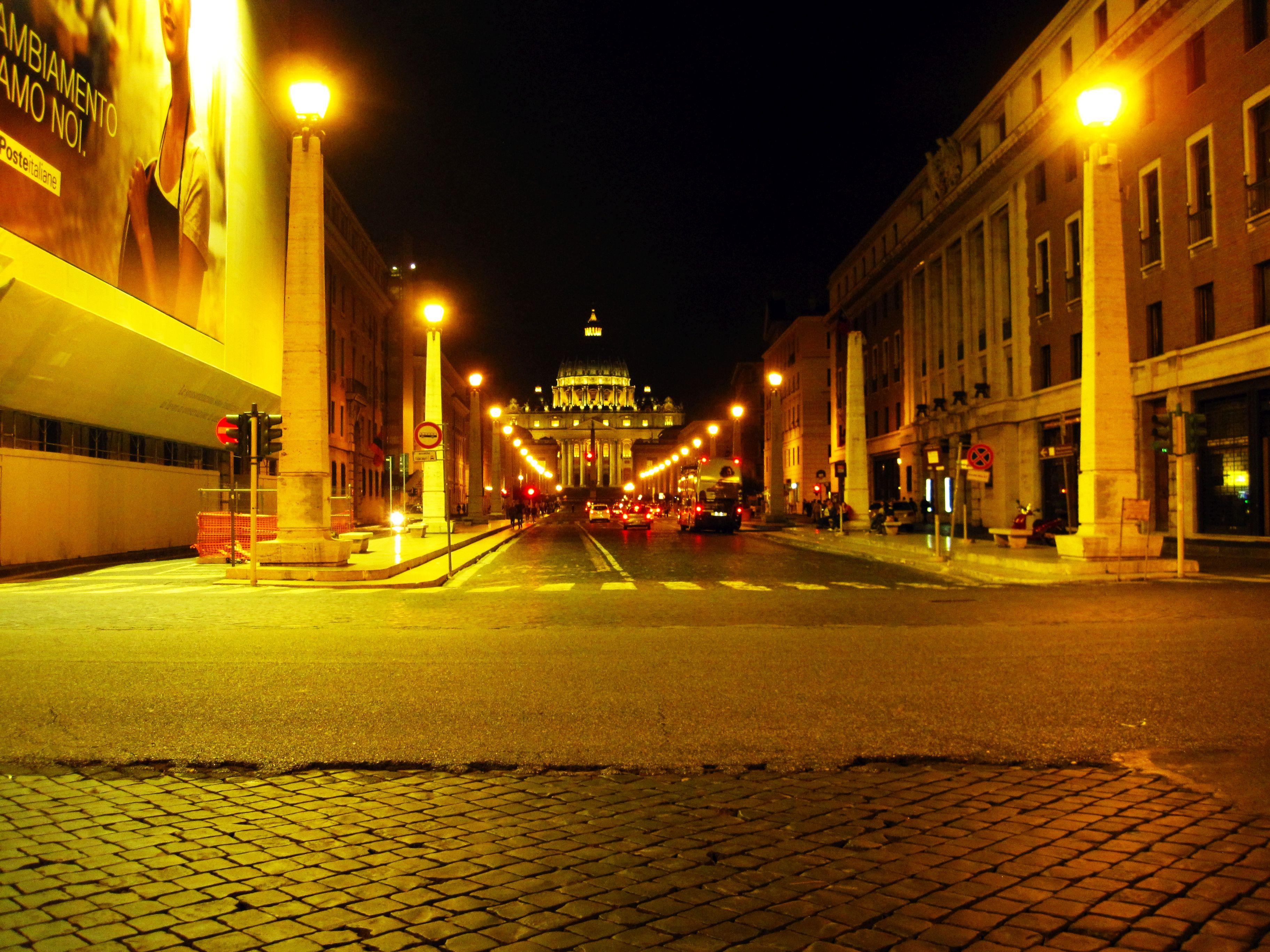 Niedzielni Podróżnicy: Cztery dni w Rzymie