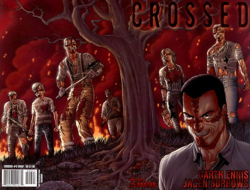 "Recenzja: Garth Ennis ""Crossed"""